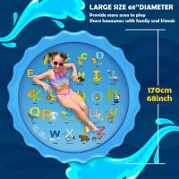 Kolam Air Mancur Anak Matras Air Mancur Anak Kolam Renang Karet Anak