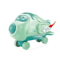 Okiedog Airplane Track World - Green (Mainan Pesawat Anak) Original