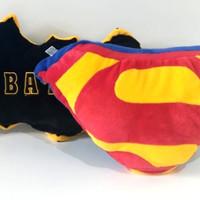 bantal superhero batman superman