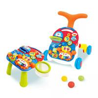 baby walker dan meja bermain untuk anak 10in1 sugar baby