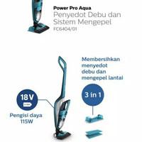 PHILIPS PowerPro Aqua Vacuum Cleaner 3 in 1 FC6404/01