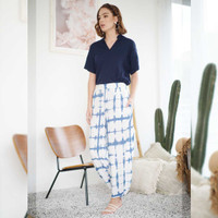 Nugini Pants Beatrice Clothing - Pants Wanita