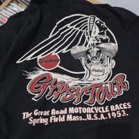 indian motorcycle polo shirt original gypsy tour bsa norton