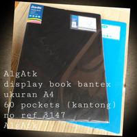 Display Book Bantex 60 Pocket.