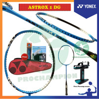YONEX ASTROX 1 DG RAKET BADMINTON ORIGINAL