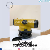 AUTOMATIC LEVEL / AUTOLEVEL / WATERPASS TOPCON ATB4-A ATB4A ATB-4A