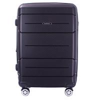 Luminox Tas Koper Hardcase Fiber GGHJ Size 24 Inch - PP Kunci TSA