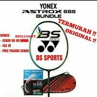 RAKET BADMINTON RAKET YONEX ASTROX 68S ORIGINAL!!