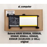 Baterai ASUS X556UA, X556UB, X556UF, X556UJ, X556UQ, X556UR (C21N1509)