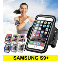 Case Samsung Galaxy S9 Plus ARMBAND Sport Gym Jogging Cover Casing