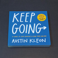 Keep Going - Austin Kleon