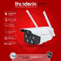 Thunderin Kamera CCTV Wifi Wireless IP Outdoor Full HD 2MP