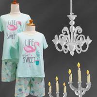 Baju Tidur Anak Anne Claire (Flamingo Love) St. Lgn Pdk CLn Pdk
