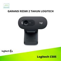 Logitech C505 Webcam HD 720p Long Range Mic ORIGINAL
