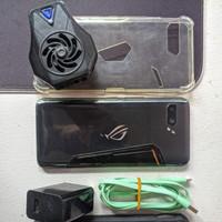 Asus Rog phone 2 bekas Jatuh