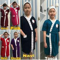 baju handuk anak perempuan kimono