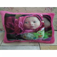 bantal foto custom rafsur