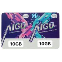 Voucher Axis Aigo 10GB