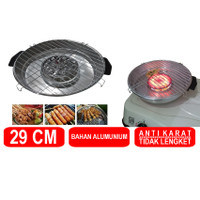 Happy Call Grill Alat Panggang Roaster Kompor Gas