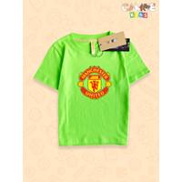 Baju kaos anak kids Manchester United MU