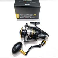 Reel Ryobi AP Power SW 8000 HPX power handle spinning saltwater