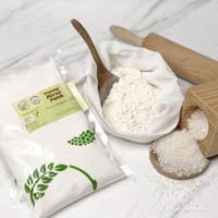Tepung Beras Putih 500 gr - Lingkar Organik