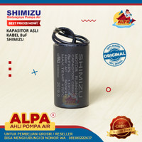 Kapasitor Kabel 8uF - ASLI untuk SHIMIZU PS-128/130/135 E/JET 108 BIT