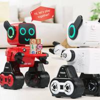 ROBOT JJRC R4 SMART CADY WILE 2.4G DENGAN MULTIFUNGSI KONTROL SUARA SE