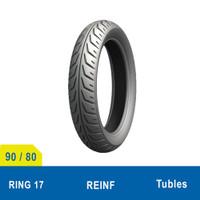 Ban Motor Michelin Pilot Street 2 - ukuran 90/80-17 Tubles