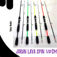 JORAN NEXT LAVA SPIN 502 150CM JORAN VIBER JAPAN STYLE - Toko Hobii