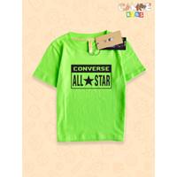 Baju kaos anak kids Converse All Star