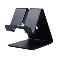 Aluminium Desk Stand Holder for Smartphone/ Tablet (Dudukan Meja HP)