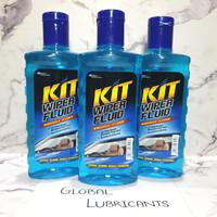 KIT Wiper Fluid Windshield Cleaner (Konsentrat Cairan Wiper) 300mL