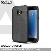 Auto Focus Samsung Galaxy J2 Core (5.0) | Softcase Premium - Hitam