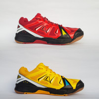 LEAGUE sepatu badminton original league