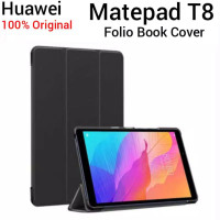 Huawei Matepad T8 Tablet Folio Book Cover Flip Case Buku Lipat
