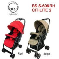 Stroller Babyelle Citilite 2 BS S-606 RH / Kereta Dorong Baby elle