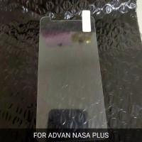 tempered glass advan nasa plus anti gores kaca advan nasa plus