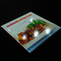 Cookbook : Asian Barbecue Hardcover