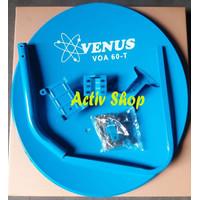 Dish Offset Venus 60 cm Dish only Antena Parabola Mini