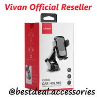 Vivan CHS05 Suction Car Stent Cup Automatic Lock 360 Car Holder