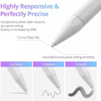 stylus apple pencil 2 palm rejection for ipad pro 11 12.9 2019 air 3