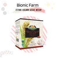 Bionic Farm tepung beras merah organik 250 Gr