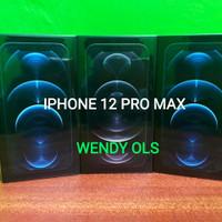 Apple iPhone 12 Pro Max 256GB Original Promax 256 GB New - SINGLE SIM
