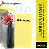 LEATHER CLEANER | PERAWATAN PEMBERSIH JOK MOBIL BAHAN KULIT - 1000ml
