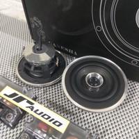 Speaker Fullrange Audible Physics Ganesha series 4 inch