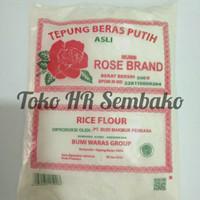 tepung beras rose brand 500gr