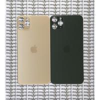 Backdoor Back Glass iphone 11 Pro Max Original 100%