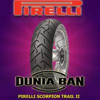 BAN SUPERMOTO PIRELLI SCORPION TRAIL 2 UK 160/60-ZR17 TUBELESS