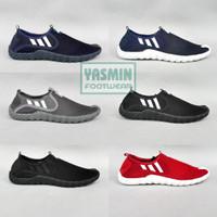 Sepatu Santai Adidas Jawpaw Slip on Pria HQ / Sepatu Sepeda Casual